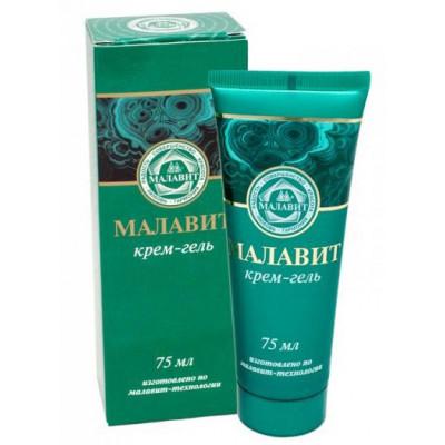 Homeopatický gel Malavit 75ml
