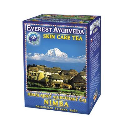Nimba čaj péče o pokožku 100 g Everest Ayurveda