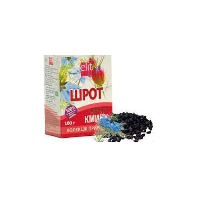 Drť ze semínek černého kmínu 100 g ELIT