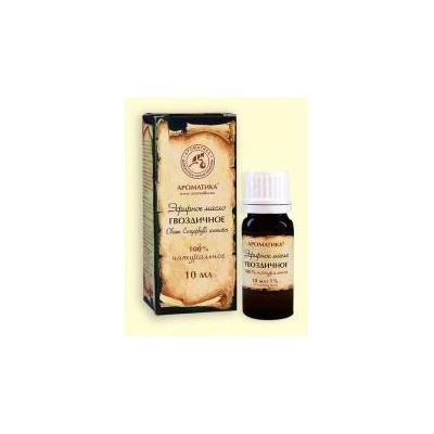 Hřebíček  - 100% esenciální olej 10 ml Aromatika