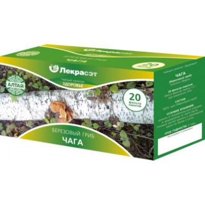 Čaga čaj Altaj 20x2g
