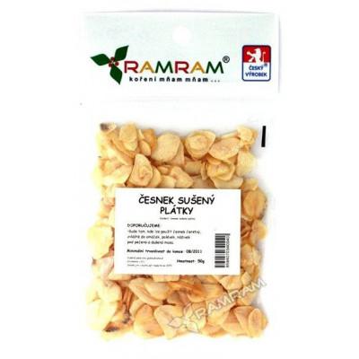 Česnek sušený granulovaný 100 g RamRam