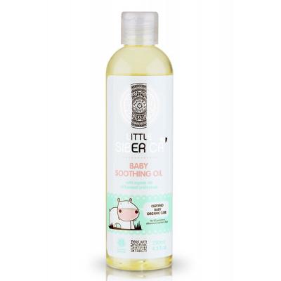 Dětský zklidňující olej 250 ml Natura Siberica