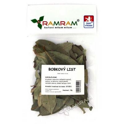 Bobkový list celý 10 g RamRam