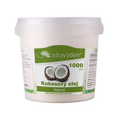 Kokosový olej 1000 ml Zdravý den