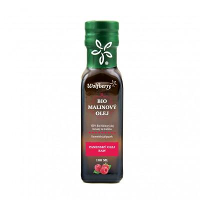Malinový olej BIO 100 ml Wolfberry