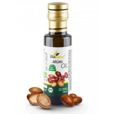 Arganový olej BIO 100 ml Biopurus
