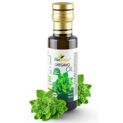 Oregánový olej panenský 100 ml