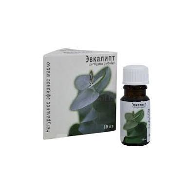 Eukalyptový éterický olej 10 ml Medikomed
