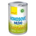 Kokosové mléko BIO 400ml Wolfberry