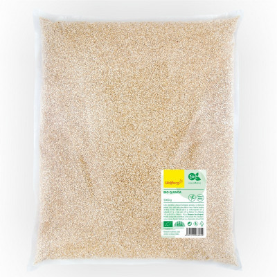 Quinoa (Merlík čilský) BIO 5000 g Wolfberry