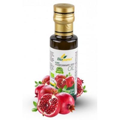 Olej z granátového jablka BIO 100 ml Biopurus
