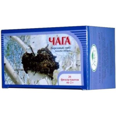 Čaga čaj 20x2g (40g)