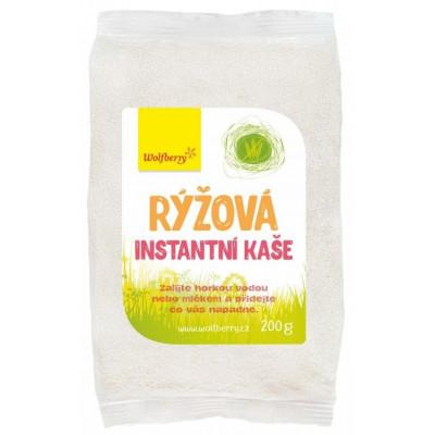 Rýžová kaše instantní 200 g Wolfberry