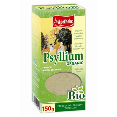 Psyllium BIO 150g Apotheke
