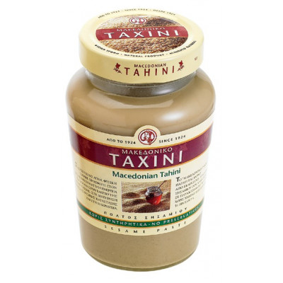 Tahini makedonské - sezamová pasta 300 g