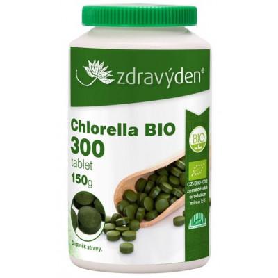 Chlorella 300 tbl - 150g - Zdravý den