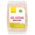 Himálajská sůl růžová 250 g Wolfberry