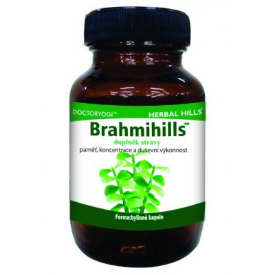 Brahmihills 60 kaps. Herbal Hills