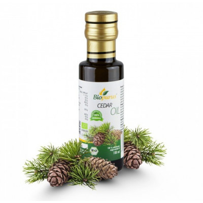 Cedrový olej BIO 100 ml