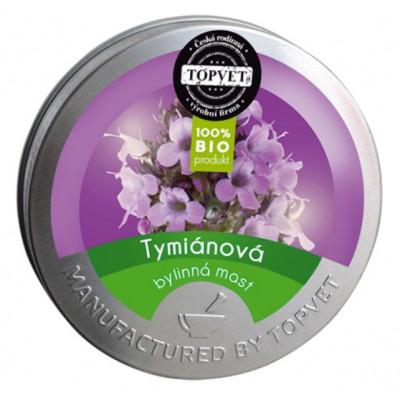 Tymiánová mast 50 ml Topvet