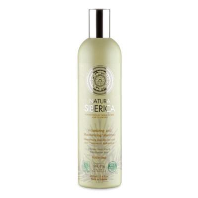 Šampon pro objem a hydrataci 400 ml Natura Siberica