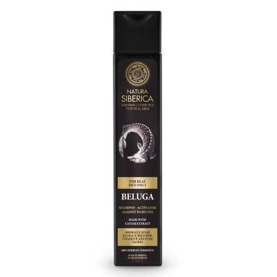 "Men Šampon pro růst vlasů ""Beluga"" 250 ml Natura Siberica"