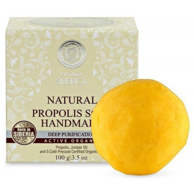 Mýdlo s propolisem 100 g Natura Siberica