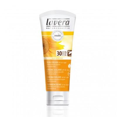 Opalovací krém SPF 30 soft 75 ml Lavera