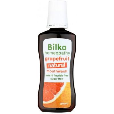 """Homeopatická ústní voda """"Grapefruit"""" 250 ml Bilka Homeopathy"""