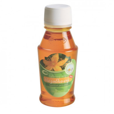 Topvet Třezalkový bylinný olej (Janův) forte 100 ml