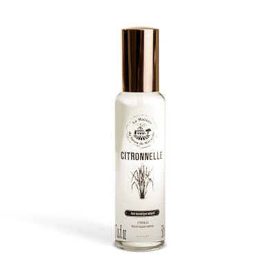 Citronella přírodní repelent proti komárům spray 50 ml La...
