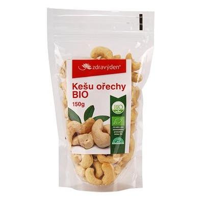 Kešu ořechy BIO 500 g Zdravý den