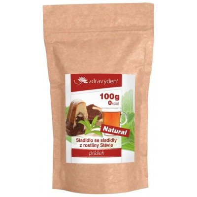 Stevia prášek Zdravý den