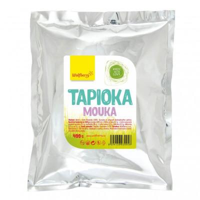 Tapioková mouka 400 g Wolfberry