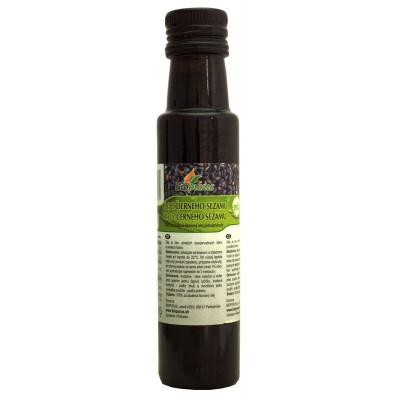 Olej z černého sezamu BIO 250 ml Biopurus