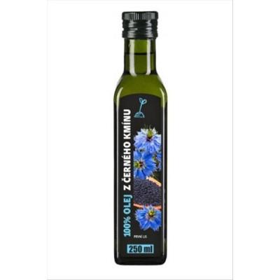 Olej z černého kmínu 250 ml RICH