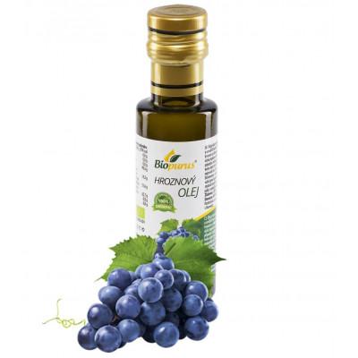 Hroznový olej BIO 100 ml Biopurus