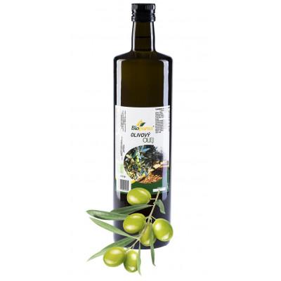 Olivový olej 1000 ml Biopurus