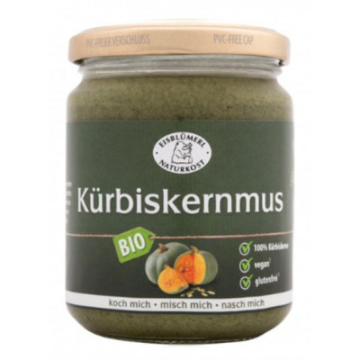 Krém z dýňových semínek BIO 250 g Eisblümerl