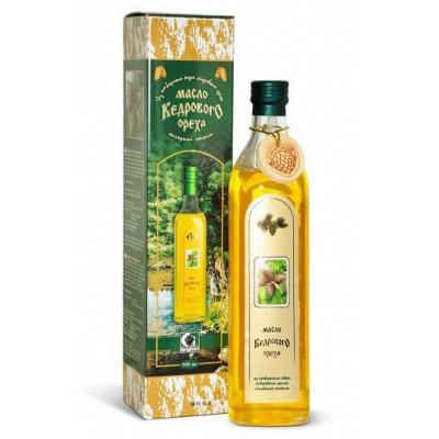Cedrový olej Altajský 500 ml