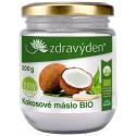Kokosové máslo BIO 200 g Zdravý den