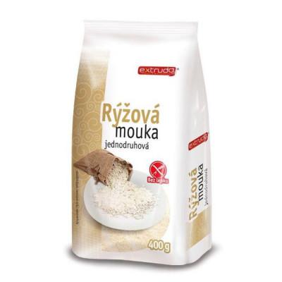 Rýžová mouka hladká 400 g Extrudo