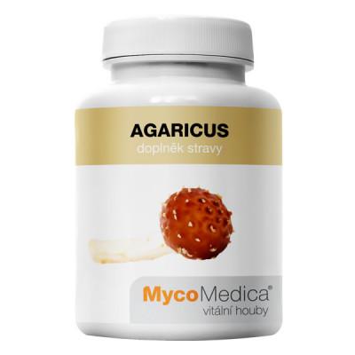 Agaricus extrakt 90 kapslí Mycomedica