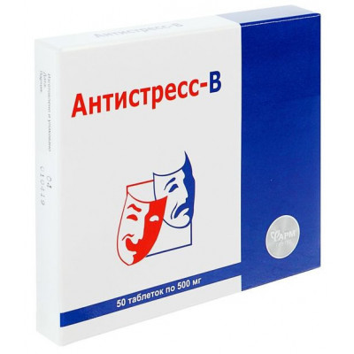 Antistress B 50 tablet