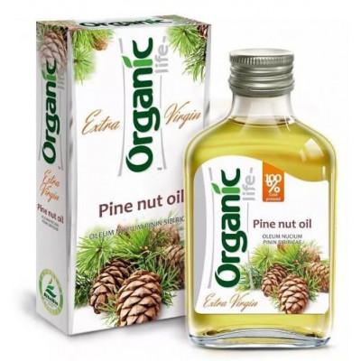 Olej z cedrových oříšků Altajský 100 ml Organic Altay