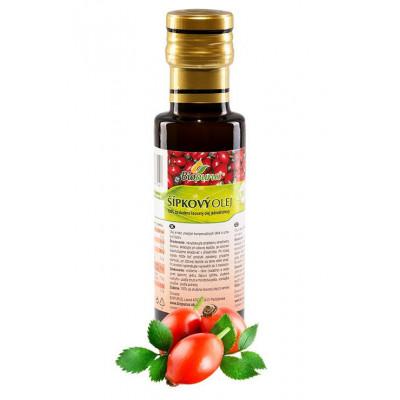 Šípkový olej BIO 100 ml Biopurus
