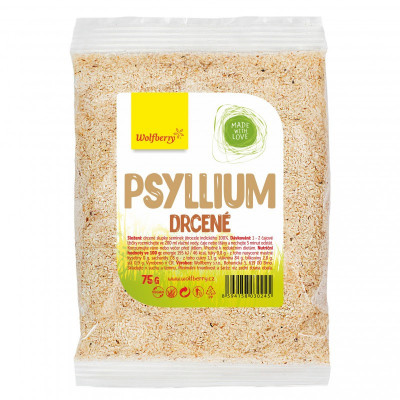 Psyllium celé 75 g