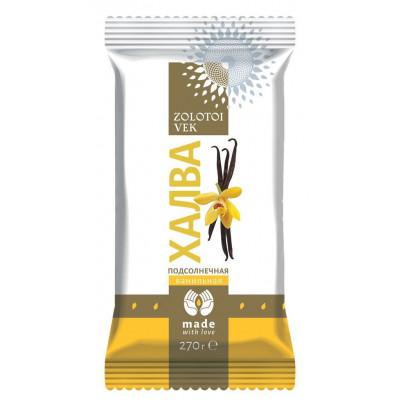 Chalva slunečnicová vanilka 270 g