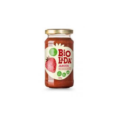 Bioláda® Jahoda 230 g KOLDOKOL